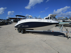 Used Sea-Doo Sport Boats 23 Challenger Bowrider Boat For Sale