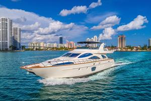 Used Azimut 80 Flybridge Motor Yacht For Sale