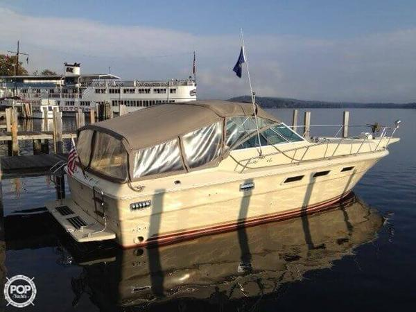 Used Sea Ray 310 Vanguard Express Cruiser Boat For Sale