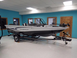 New Smoker Craft 172 Ultima Freshwater Fishing Boat For Sale