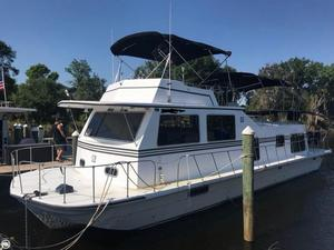 Used Harbor Master 47 Houseboat House Boat For Sale
