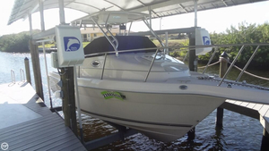 Used Cobia 236 WA Walkaround Fishing Boat For Sale