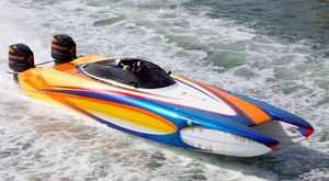 Used Doug Wright High Performance Boat For Sale