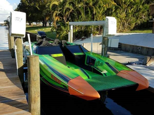 Used Aronow High Performance Boat For Sale