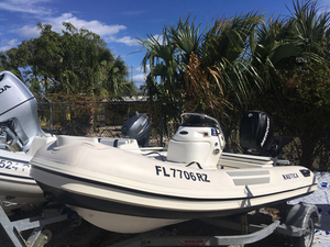 Used Nautica 12 Deluxe Tender Boat For Sale