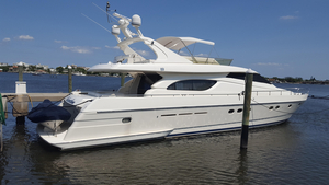 Used Ferretti Yachts 72 Motor Yacht For Sale