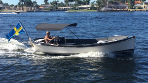 Used Isloep 735 Runabout Boat For Sale