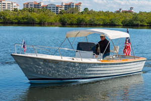 Used Chris Craft 22 Saltwater Fishing Boat For Sale