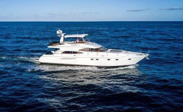 Used Viking Sport Cruisers Princess Motor Yacht For Sale