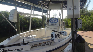 Used Sea Hunt Navigator 22 Center Console Fishing Boat For Sale