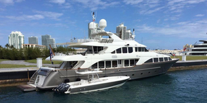 Used Benetti Classic Mega Yacht For Sale