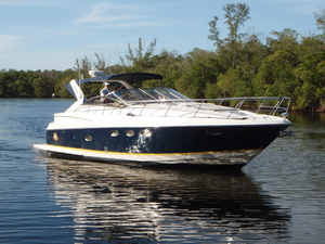 Used Regal 3860 Commodore Cuddy Cabin Boat For Sale