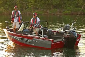 New Lowe FM 1710 Pro WT Aluminum Fishing Boat For Sale