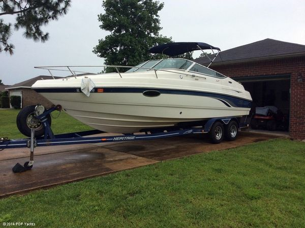 Used Chaparral 245 SSI Express Cruiser Boat For Sale