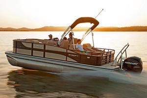 New Lowe Retreat 230 RFL Pontoon Boat For Sale