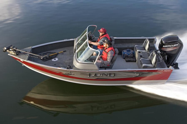New Lund 1775 Impact Sport Freshwater Fishing Boat For Sale