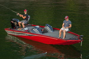 New Lowe Stinger 198 Dual Console Bass Boat For Sale