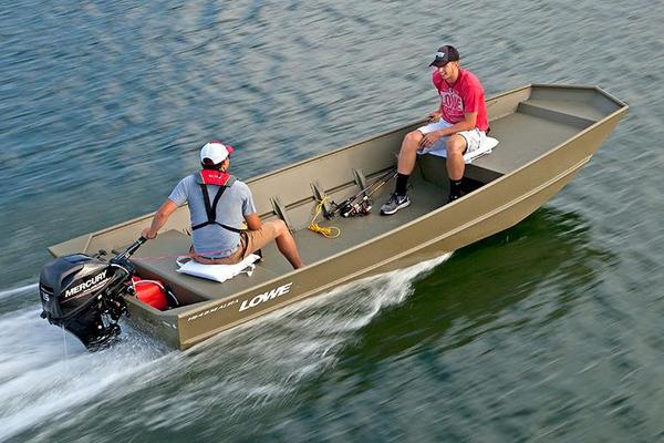 New Lowe Jon L1648MT Aura Jon Boat For Sale