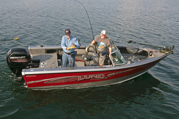 New Lund Freshwater Fishing Boat For Sale