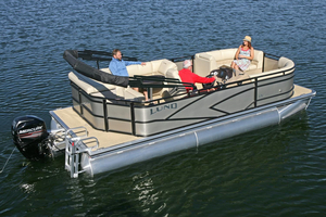 New Lund LX200 Pontoon Boat For Sale