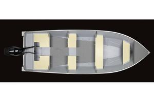 New Lund SSV-18 Tiller Utility Boat For Sale