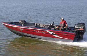 New Lund 208 Pro-V GL Freshwater Fishing Boat For Sale