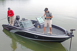 New Lund 202 Pro-V GL Freshwater Fishing Boat For Sale