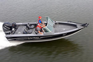 New Lund 2175 Pro-V Aluminum Fishing Boat For Sale