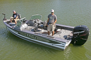 New Lund 2075 Pro-V Aluminum Fishing Boat For Sale