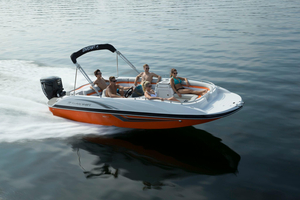 New Starcraft MDX 211 E Outboard Deck Boat For Sale