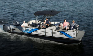 New Starcraft MX 25 R Twin GLS Pontoon Boat For Sale