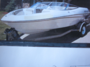 Used Four Winns 180 Horizon Bowrider Boat For Sale