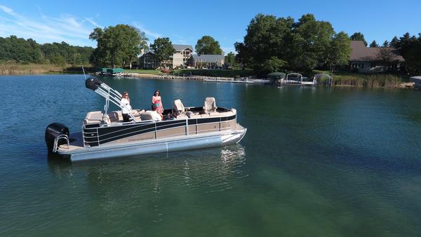 New Berkshire 24PT STS Pontoon Boat For Sale