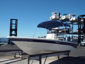 Used Nauticstar 2110 Nautic Bay Center Console Fishing Boat For Sale