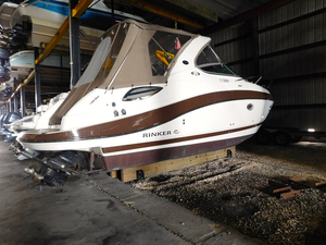 Used Rinker 290 EC Cuddy Cabin Boat For Sale
