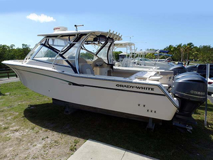 Used Grady White 307 Cruiser Boat For Sale