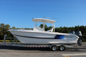 New Twin Vee 260 TE Center Console Fishing Boat For Sale