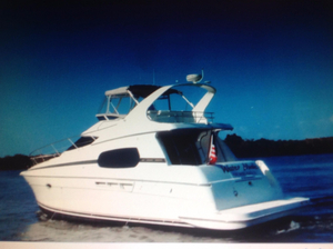 Used Silverton 410 Sport Bridge Motor Yacht For Sale