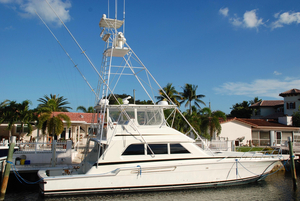 Used Bertram Convertible Fishing Boat For Sale