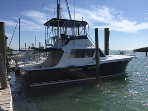 Used Hatteras 41 Convertible Sports Fishing Boat For Sale