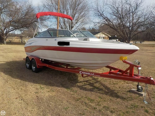 Used Caravelle 206 Bow Rider Bowrider Boat For Sale