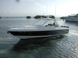 Used Intrepid 370 Cuddy Sports Fishing Boat For Sale