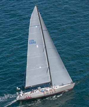 Used Santa Cruz 52 Racer and Cruiser Sailboat For Sale