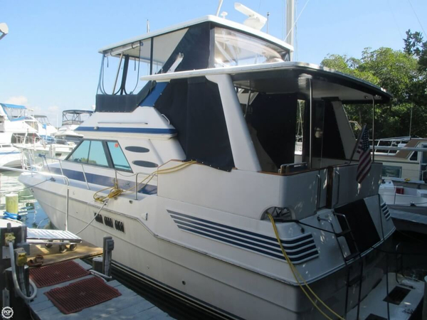 Used Sea Ray 415 Aft Cabin Aft Cabin Boat For Sale