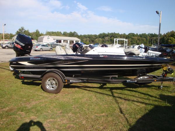 New Triton 18 TRX18 TRX Bass Boat For Sale