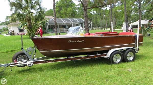 Used Chris-Craft 17 Sportsman Runabout Antique and Classic Boat For Sale