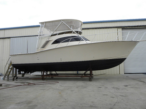 Used Delta 36 SFX Cruiser Boat For Sale