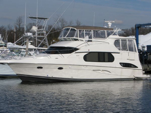 Used Silverton 43 Aft Cabin Boat For Sale