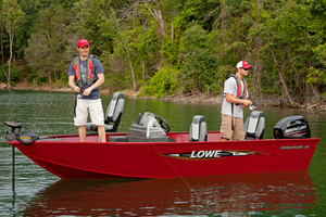 New Lowe FM 160 S Aluminum Fishing Boat For Sale