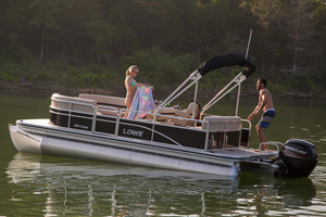 New Lowe Ultra 200 Cruise Pontoon Boat For Sale